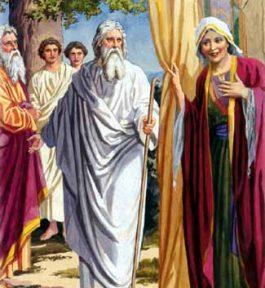 Sara i Abraham
