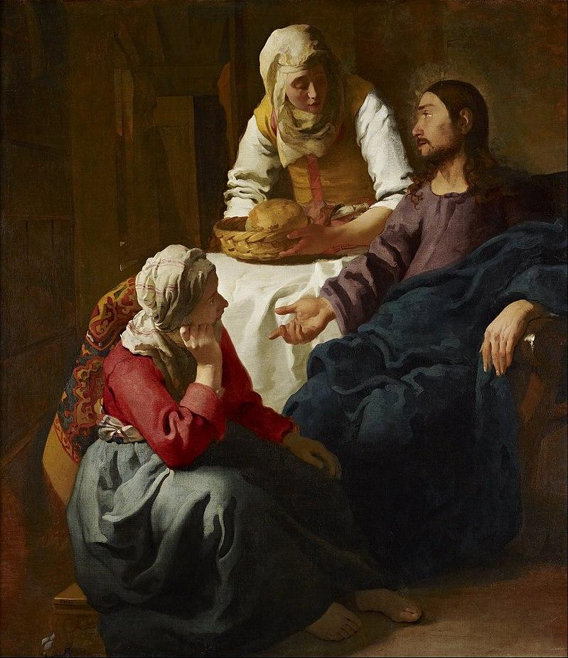 Św. Marta z Betanii