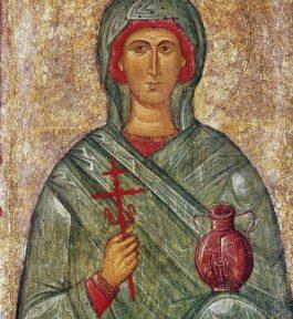 Św. Anastazja z Dalmacji