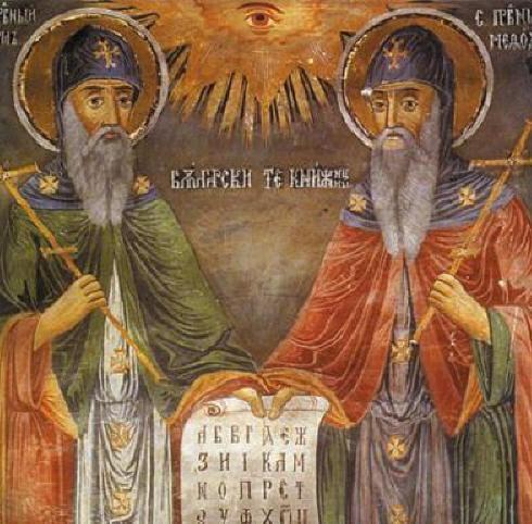 Św. Cyryl i Metody