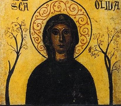 Św. Oliwia z Palermo