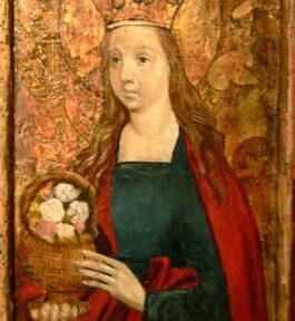 św. Dorota z Cezarei