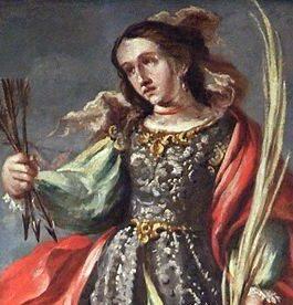 Św. Wiktoria z Sabiny