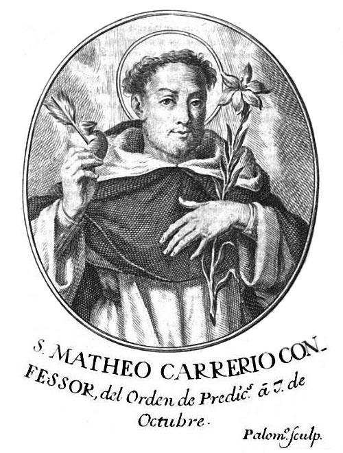 Bł. Mateusz Carrieri