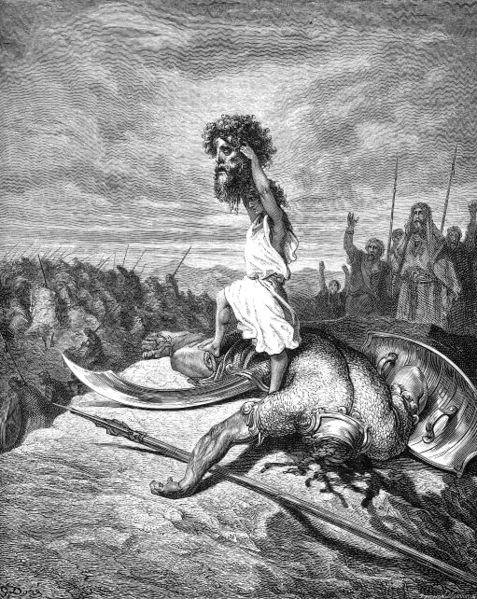 Dawid i Goliat